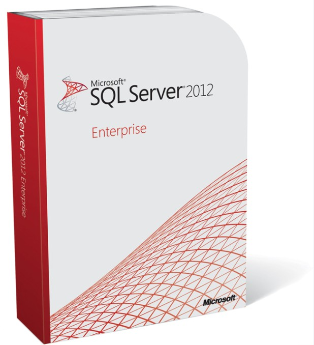 SQL Server 2012 Enterprise with SP1